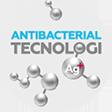 Slide Antibacterial Tecnologi
