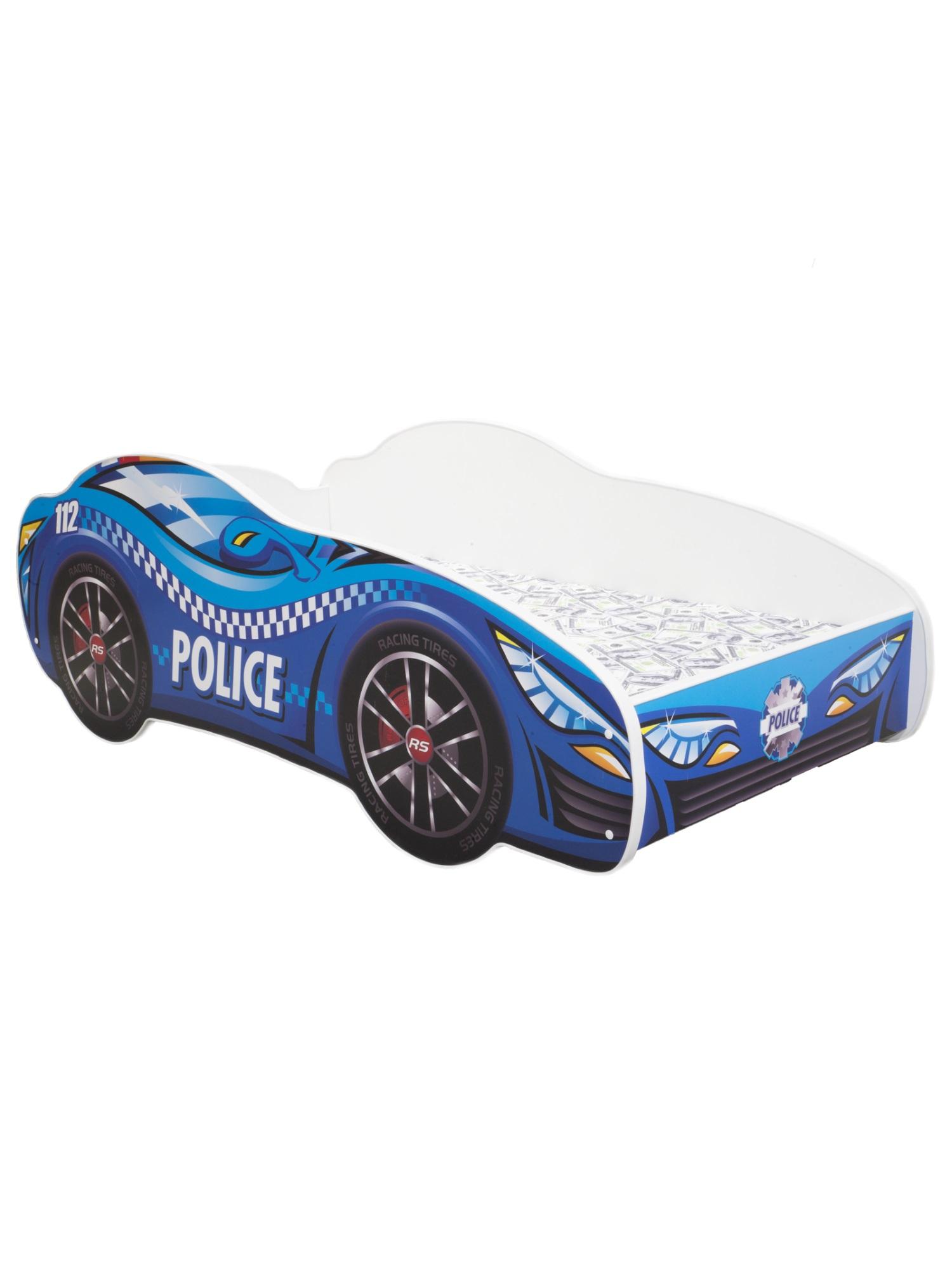 Racing Car Police – 01