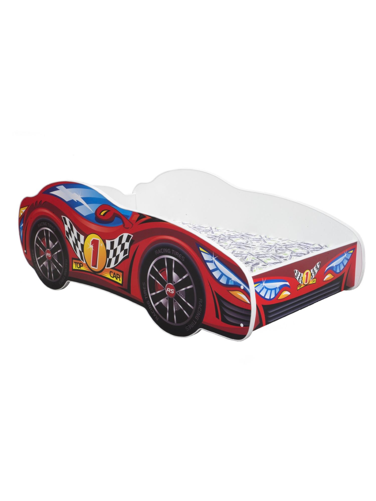 Racing Car Red – 01