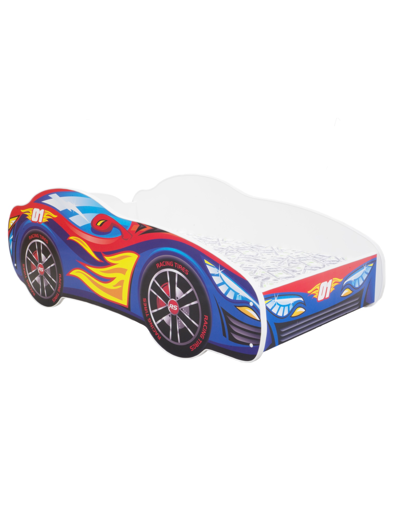 Racing Car Red-Blue – 01