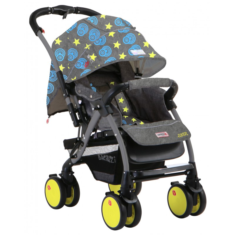 reversible-baby-stroller-b88-star-gray-breathable