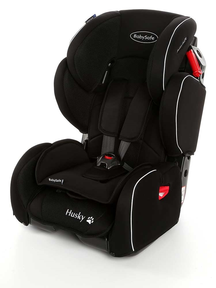 BabySafe Husky SIP Black Car Seat (9 months