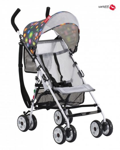PPG4KIDS Trolley B0 Tourist stroller, Fumo Preview