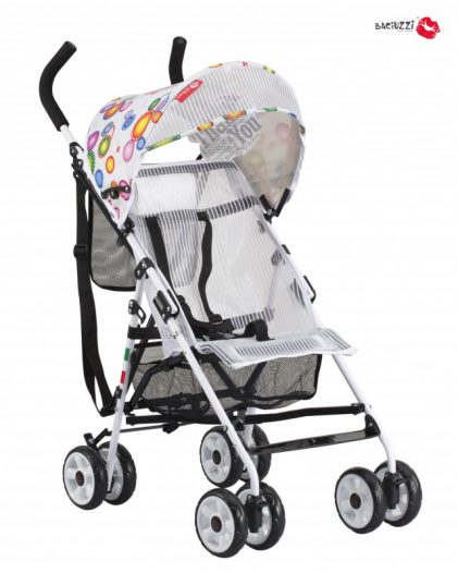 PPG4KIDS Trolley B0 Tourist stroller, Neve Preview