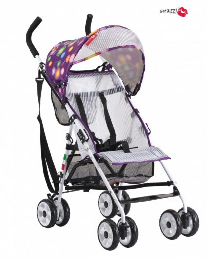 PPG4KIDS Trolley B0 Tourist stroller, Prugna Preview