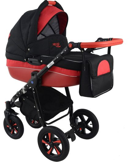 Trolley Nexxo Black (Red) Travel System 2in1 / 3in1 - Preview