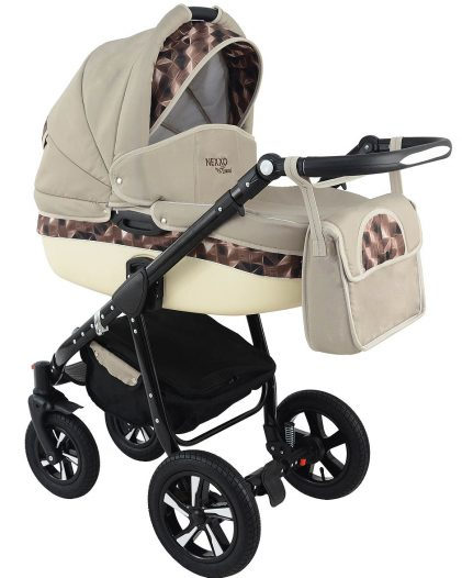 Trolley Nexxo Black (Latte) Travel System 2in1 / 3in1 - Preview