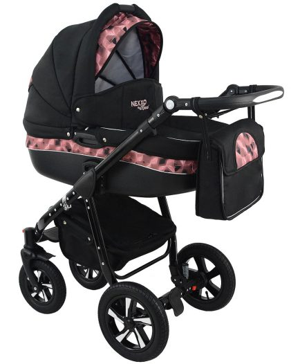 Trolley Nexxo Black (Brown) Travel System 2in1 / 3in1 - Preview