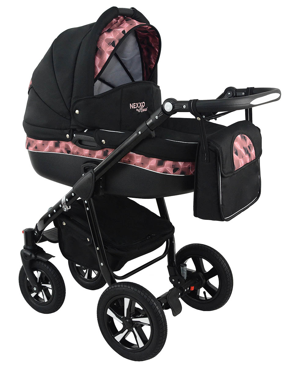 Trolley Nexxo Black (Brown) Travel System 2in1 / 3in1 – Preview