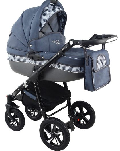 Trolley Nexxo Black (Grey) Travel System 2in1 / 3in1 - Preview