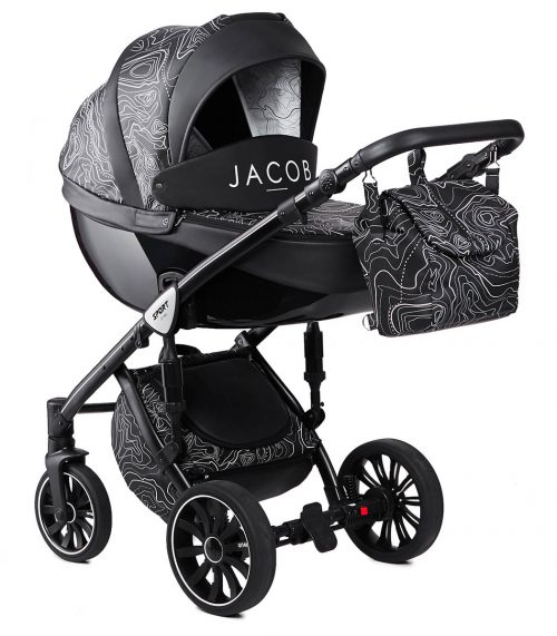 PPG4KIDS Anex Sport Jacob Travel system 2in1 / 3in1 - Preview