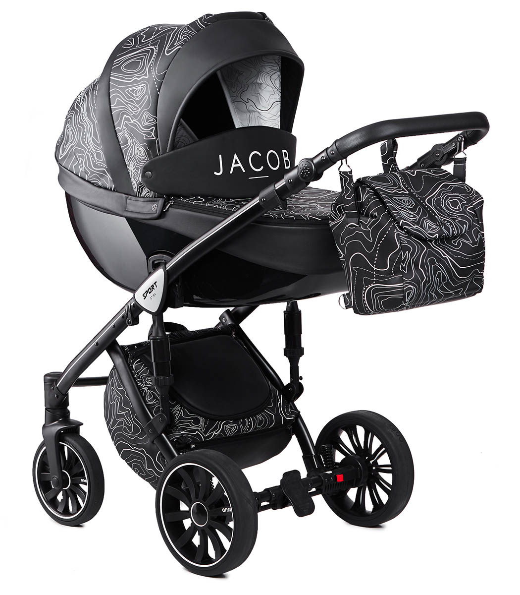 PPG4KIDS Anex Sport Jacob Travel system 2in1 / 3in1 – Preview