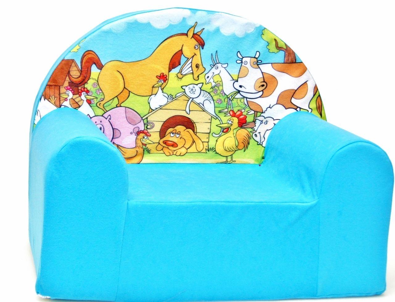 Children's Foam Armchair type W wfb5