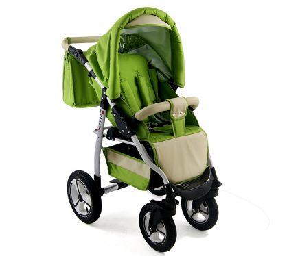 Trolley SPORT GT Green Stroller