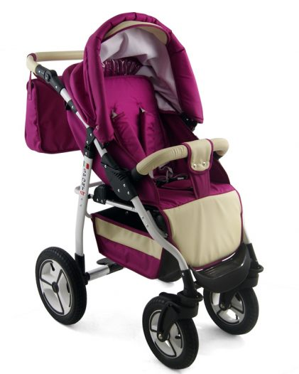 Trolley SPORT GT Purple Stroller