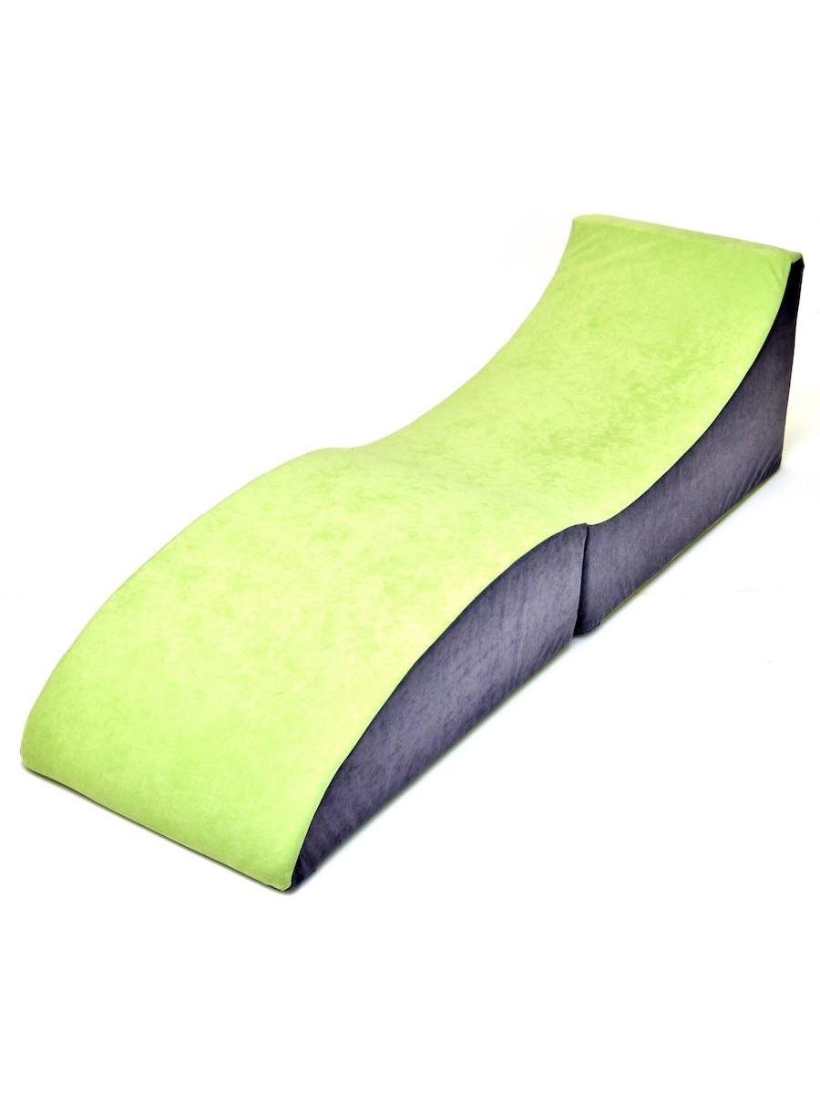 Multi-functional 3in1 Deckchair – Green